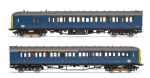 Hornby R3258 BR 2-BIL 2 Car Electric Multiple Unit Train Pack